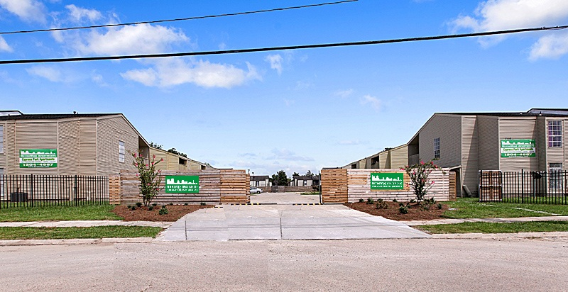 Cypress Park Apartments New Orleans East